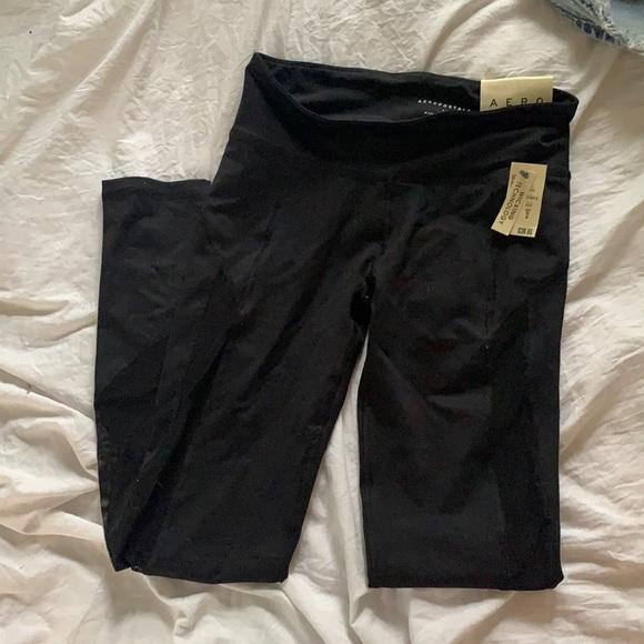 Aeropostale black leggings
